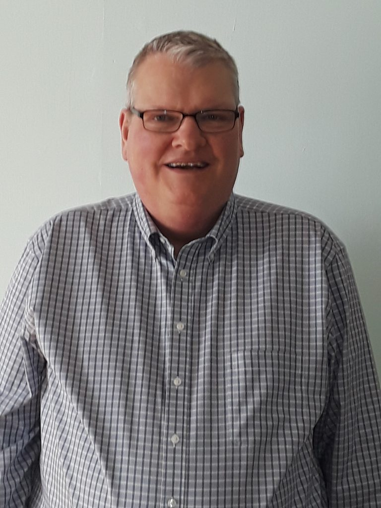 THOMAS ADAMS is the new executive director of AIDS Care Ocean State. / COURTESY AIDS OCEAN STATE