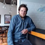 BEN SUKLE, chef and proprietor with his wife Heidi of Oberlin and birch restaurants in Providence, has been nominated for Best Chef-Northeast in the 2018 James Beard Awards. / PBN FILE PHOTO/RUPERT WHITELEY