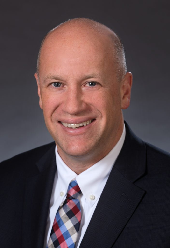ROBERT DROVER is a principal in the advisory-services division of accounting firm Marcum LLP, which has launched new robotic technology to automate certain operations and perform repetitive manual tasks. / COURTESY MARCUM LLP
