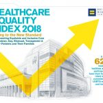 THE HUMAN RIGHTS CAMPAIGN named the Providence VA Medical Center Rhode Island's only Healthcare Equality Leader in its 2018 LGTBQ Healthcare Equality Index. Four Lifespan hospitals were also named Top Performers this year. / COURTESY HRC