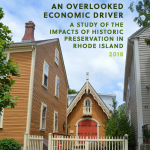 A NEW REPORT released by the Preservation Society of Newport County and Preserve Rhode Island found that the spending of heritage tourism visitors to Rhode Island contributes $1.4 billion to the state's economy. / COURTESY PRESERVATION SOCIETY OF NEWPORT AND PRESERVE RHODE ISLAND