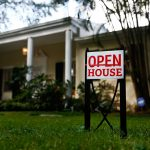 U.S. EXISTING HOME SALES rose 3 percent month to month in February and median sales pricerose 5.9 percent year over year to $241,700. / BLOOMBERG FILE PHOTO/SCOTT MCINTYRE