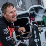 JOHN FISHER, crew member of the Sun Hung Kai/Scallywag Volvo Ocean Race team was swept overboard and presumed lost at sea. / COURTESY VOLVO OCEAN RACE