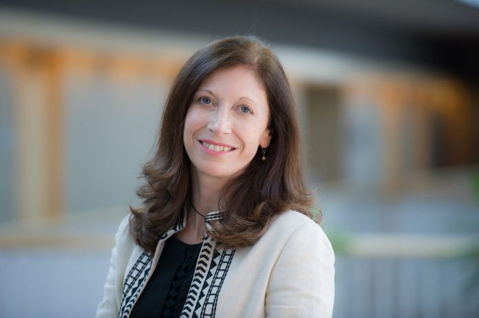 Susan Moffitt is the director of the Taubman Center for American Politics and Policy at Brown University's Watson Institute for International and Public Affairs and an associate professor in the political science department.