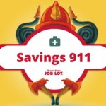 "OCEAN STATE JOB LOT will hold its 10th annual ""Savings 911"" discount week from March 22-28, providing first responders and public safety professionals with a 25 percent discount. / COURTESY OCEAN STATE JOB LOT"