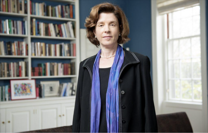 IN SEPARATE ANNOUNCEMENTS TUESDAY, Brown University and Williams College announced the appointment of Brown Dean of the College Maud S. Mandel as the 18th president of the Williamstown, Mass.-based liberal arts college. / COURTESY WILLIAMS COLLEGE