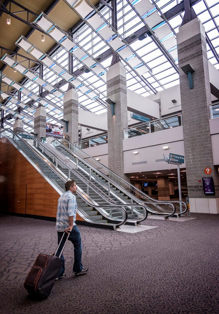 T.F. GREEN AIRPORT was named No. 6 for best airports in the nation by Money Magazine. / PBN FILE PHOTO/ MICHAEL SALERNO