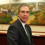 JOHN R. CIULLA is the first CEO of Webster Bank who is not a member of the Smith family. / COURTESY WEBSTER BANK