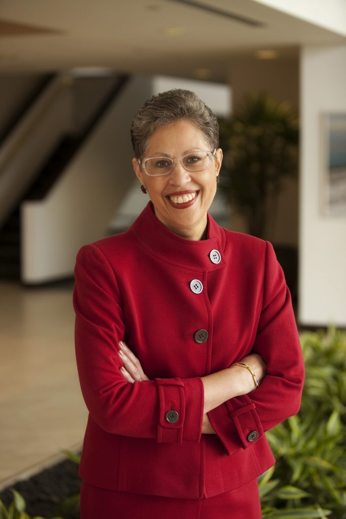 DR. SUSAN WINDHAM-BANNISTER is the founding chief executive of the Massachusetts Life Sciences Center. / COURTESY MASSACHUSETTS LIFE SCIENCES CENTER