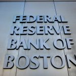 THE FEDERAL RESERVE BANK OF BOSTON reported moderate economic growth in the first district. / BLOOMBERG FILE PHOTO/BRENT LEWIN