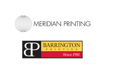 BARRINGTON PRINTING has been acquired by Meridian Printing.