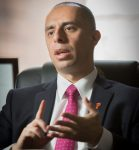 MAYOR JORGE O. ELORZA announced the city's new Advanced Internship Program Monday. The program will match qualified Providence youth ages 14-24 with an employer for paid internships. / PBN FILE PHOTO/STEPHANIE ALVAREZ EWENS