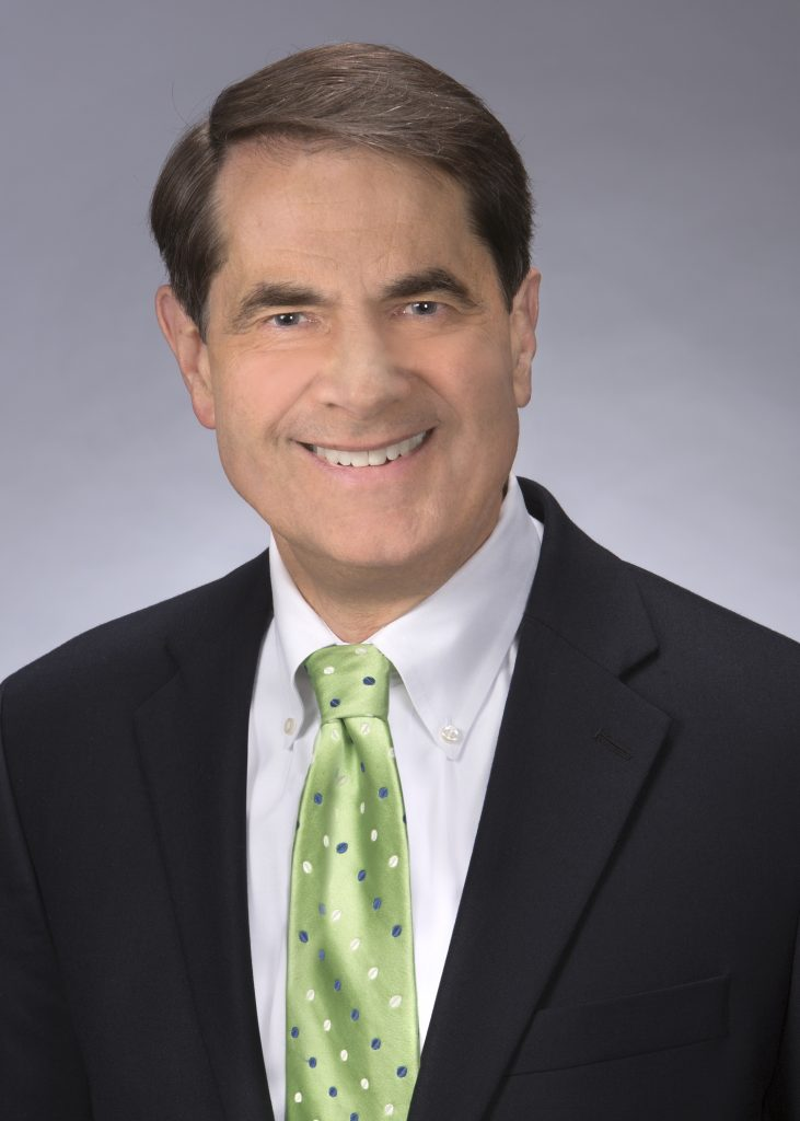 GEORGE J. CHARETTE III is the president and CEO of Pawtucket Credit Union. / COURTESY PAWTUCKET CREDIT UNION