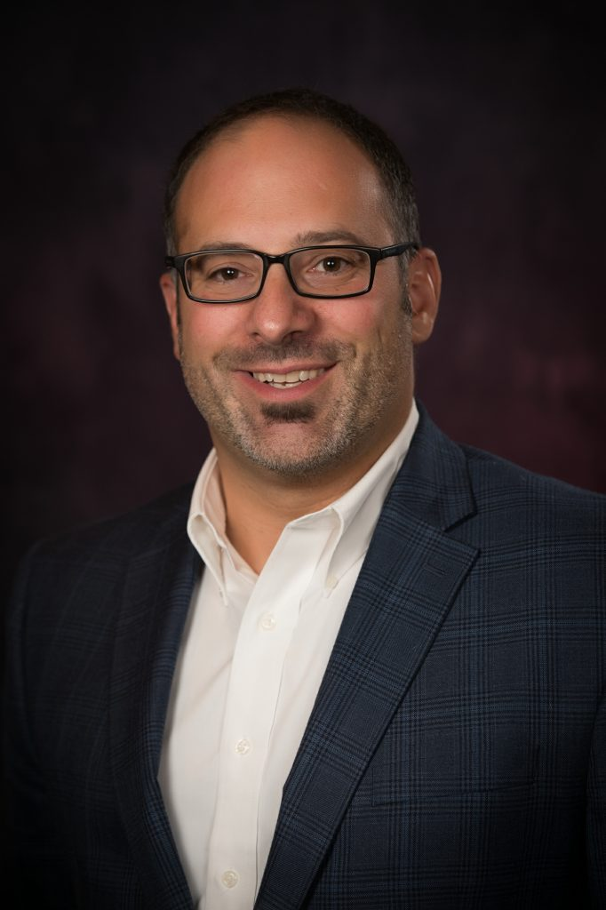 GIL LANTINI is a co-founder of Integrated Media Group, which is moving from Johnston to Cranston in May. / COURTESY INTEGRATED MEDIA GROUP