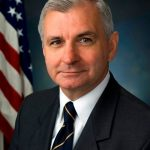 SEN. JACK F. REED, D-R.I., announced $656,000 in federal funds for three NeighborWorks America organizations in Rhode Island from the 2018 Omnibus Appropriations bill. / COURTESY OFFICE OF SEN. JACK F. REED