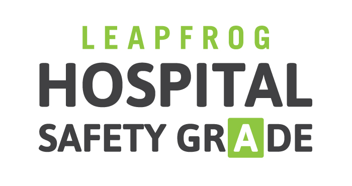 RHODE ISLAND RANKED NO. 3 in the nation in the Leapfrog Hospital Safety Grade national rankings for having 5 of 7 reviewed hospitals earn an A safety grade. / COURTESY LEAPFROG