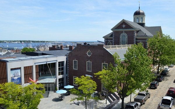 THE NEW BEDFORD WHALING Museum's first