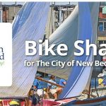 NEW BEDFORD launched its new bike-share program this week. Above, a screenshot of the bike-share company Zagster's New Bedford program website. / COURTESY ZAGSTER