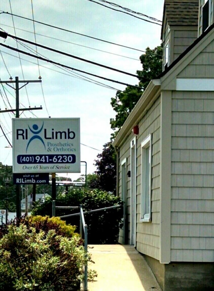 RHODE ISLAND LIMB has recently begun offering physical therapy services at its East Greenwich location. / COURTESY RHODE ISLAND LIMB