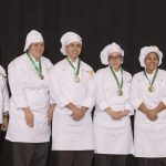 WILLIAM M. DAVIES, JR. Career & Technical High School's team won the