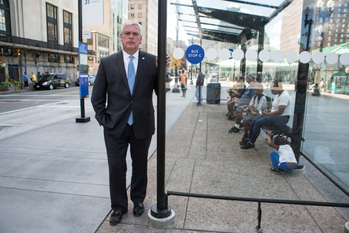 RIPTA HAS CHOSEN Warwick Mayor Scott Avedisian as its new CEO. / PBN FILE PHOTO/ RUPERT WHITELEY
