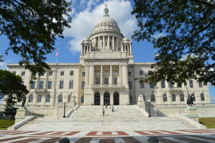 THE HOUSE APPROVED A $9.6 BILLION fiscal 2019 budget on Friday. / PBN FILE PHOTO/NICOLE DOTZENROD