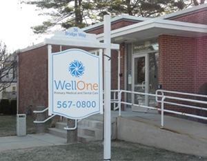 THE CHARTERCARE FOUNDATION granted more than $13,000 to WellOne Primary Medical and Dental Care for new dental equipment at its Pascoag office in Burrillville. / COURTESY RHODE ISLAND HEALTH CENTER ASSOCIATION