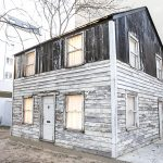 ON MONDAY, Rhode Island School of Design announced a symposium centered on the Rosa Parks family home currently on display at WaterFire Arts Center in Providence. The statement comes more than two months after Brown University dropped ties with the home's owner and artist, Ryan Mendoza. / COURTESY FABIA MENDOZA