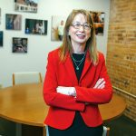 BARBARA G. FIELDS is the executive director and chair of the board for R.I. Housing. / PBN FILE PHOTO/RUPERT WHITELEY
