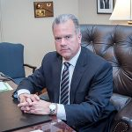REP. NICHOLAS A MATTIELLO is the Rhode Island Speaker of the House.