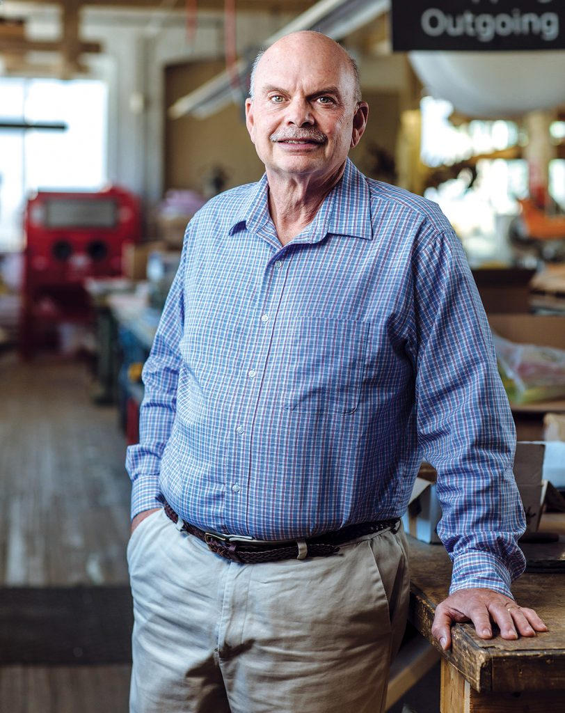 For more than a century, Goodwin-Bradley has taken the road less traveled, says President Robert Goodwin, the third generation of 