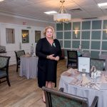 HIGH MARKS: The Bethany Home of Rhode Island, an adult rehab and care center privately owned and run recently celebrated its 100th anniversary. Elizabeth Sarro, president and administrator, took over the top job five years ago. / PBN PHOTO/MICHAEL SALERNO