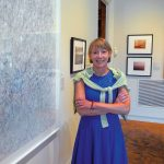 "ACCOMPLISHED: Among Norah Diedrich's many accomplishments as executive director of the Newport Art Museum are creating a new position of director of community engagement and implementing two successful programs, ""Art After Dark"" and ""Second Saturdays,"" since joining the museum in April 2015. / PBN FILE PHOTO/PAUL E. KANDARIAN"