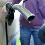 RHODE ISLAND GAS PRICES increased 5 cents this week while gas prices in Massachusetts increased 6 cents. / BLOOMBERG FILE PHOTO/PAUL THOMAS