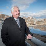 RIDOT WILL SPEND $90 million on 2018 paving projects. Above, RIDOT Director Peter Alviti Jr. / PBN FILE PHOTO/MICHAEL SALERNO