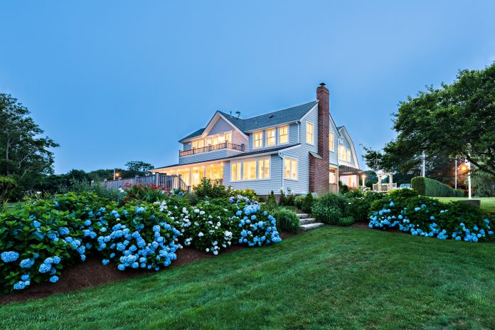 THE PROPERTY at 404 Ocean Rd. in Narragansett has sold for $3.5 million. / COURTESY MOTT & CHACE SOTHEBY'S INTERNATIONAL REALTY
