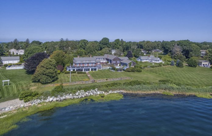 A WARWICK WATERFRONT homes sold for $1.7 million. / COURTESY MOTT & CHACE SOTHEBY'S INTERNATIONAL REALTY