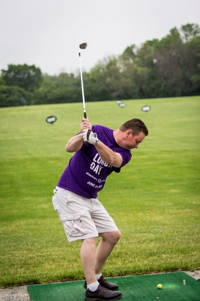 THE RHODE ISLAND CHAPTER of the Alzheimer's Association will hold its annual golf tournament June 21 at Newport National Golf Club in Middletown. / COURTESY ALZHEIMER'S ASSOCIATION