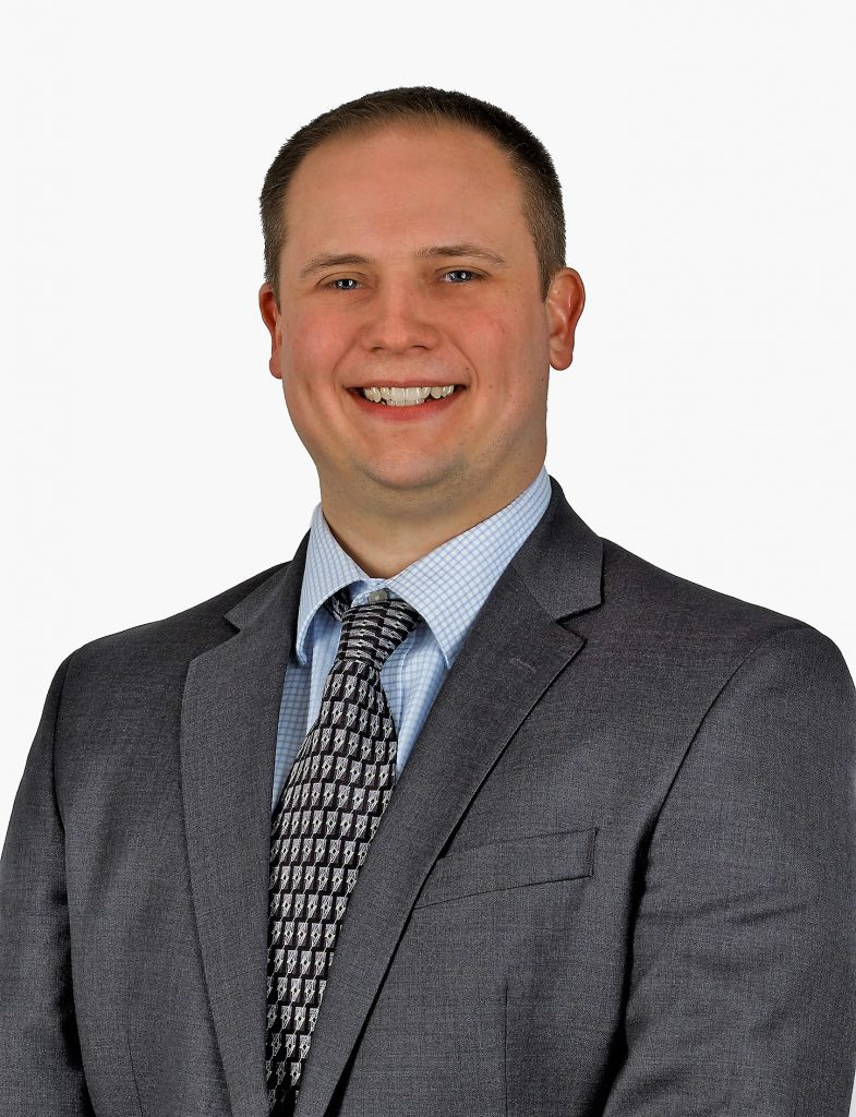 DANIEL DECOSTA was recently named senior vice president and chief information officer at BayCoast Bank. He started at the bank as an intern in the information technology department. / COURTESY BAYCOAST BANK