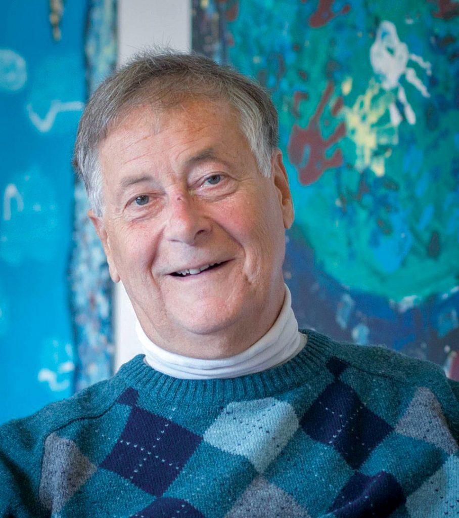 ROBERT DEBLOIS announced his retirement as the head of the UCAP School effective June 2019. / COURTESY UCAP
