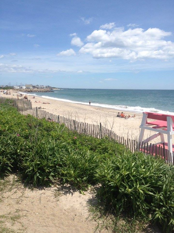 THREE RHODE ISLAND BEACHES were named in a Wednesday list published by the Boston Globe as the best beaches to visit in New England. Above, Town Beach at Matunuck in South Kingstown. / COURTESY TOWN OF SOUTH KINGSTOWN