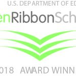 THE UNIVERSITY OF RHODE ISLAND was awarded a Green Ribbon award from the U.S. Department of Education.