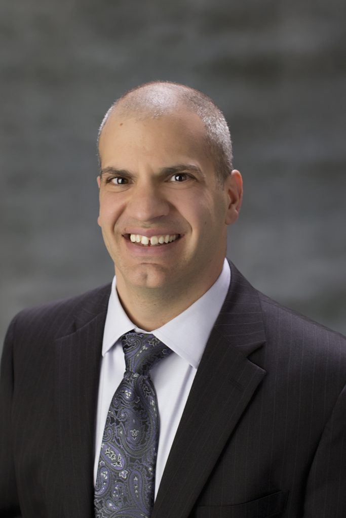 GREG GUGLIELMO is the newly named executive vice president at DiPrete Engineering, a Cranston-based firm that focuses on civil engineering and land planning. / COURTESY DIPRETE ENGINEERING