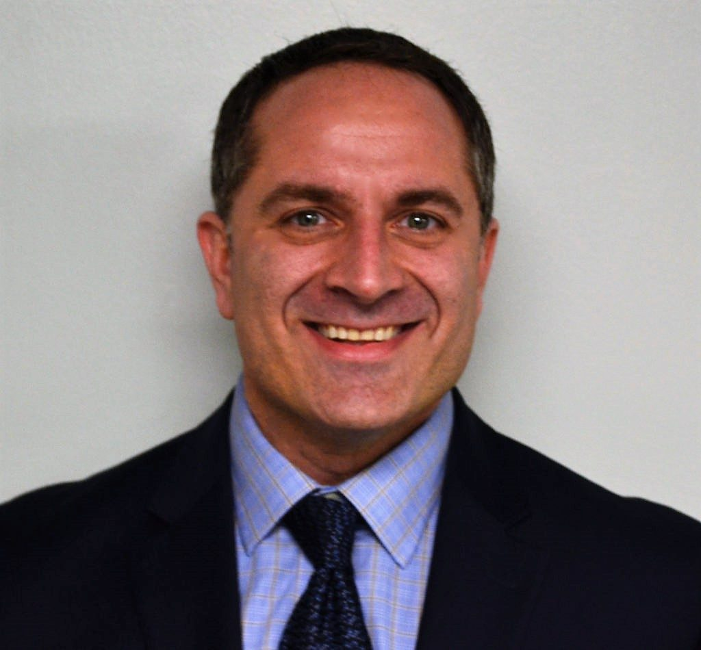 MARK RANALDI of North Providence-based SecurityRI is one of the breakout session leaders at the 2018 World Trade Day at Bryant University on May 23. / COURTESY SECURITYRI