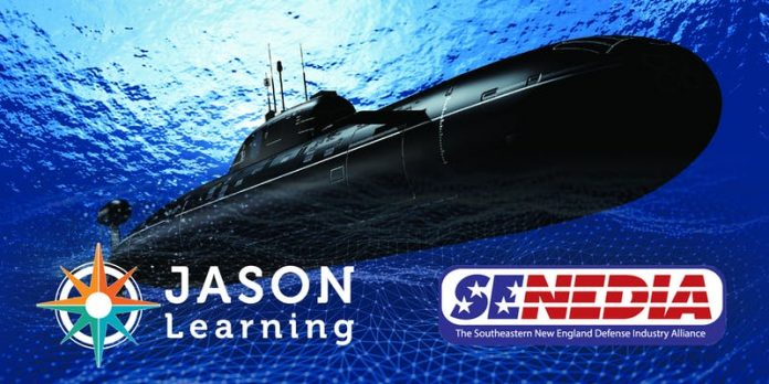 SOUTHEASTERN NEW ENGLAND Defense Industry Alliance and JASON Learning have teamed up to host an educational workshop for educators on teaching the science, technology, engineering, arts and mathematics curriculum. / COURTESY SENEDIA