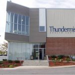 GOV. GINA M. RAIMONDO recently signed an executive order at Thundermist Health Center calling for equitable access to behavioral health care. / COURTESY THUNDERMIST HEALTH CENTER