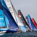 THE VOLVO OCEAN RACE has departed its Newport stopover, headed toward Cardiff, Wales. / COURTESY VOLVO OCEAN RACE/ JESUS RENADO