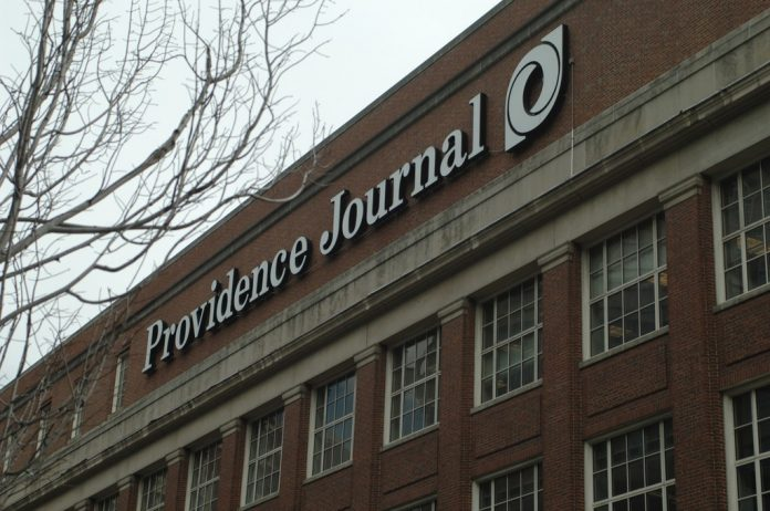 NEW MEDIA INVESTMENT GROUP, parent company of the Providence Journal, among other local publications, reported a 2018 first-quarter net loss of $655,000. / PBN FILE PHOTO/BRIAN MCDONALD