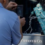 TIFFANY & CO. reported a $142 million profit in the first quarter on a $1 billion revenue. The company's board also approved a $1 billion share repurchase program. / BLOOMBERG FILE PHOTO/PATRICK T. FALLON
