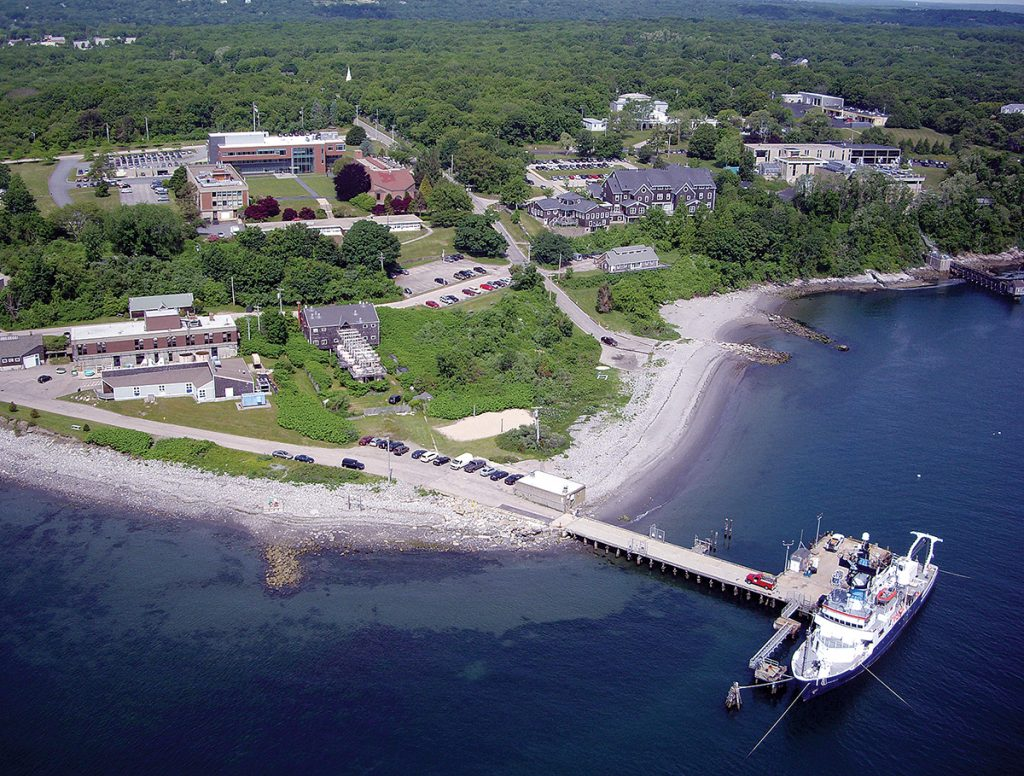 CLIMATE CHANGE: The Metcalf Institute will hold a five-day lecture series on the impacts of climate change June 11-15 at the University of Rhode Island Graduate School of Oceanography in Narragansett. / COURTESY UNIVERSITY OF RHODE ISLAND